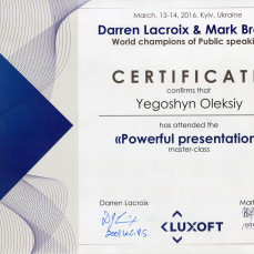 2016-03-14 Powerful presentation (Darren LaCroix, Mark Brown)