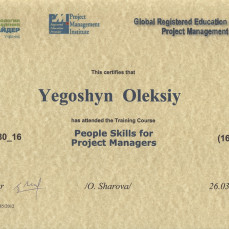 2013-03-26 Soft Skills for Project Managers (PMI)
