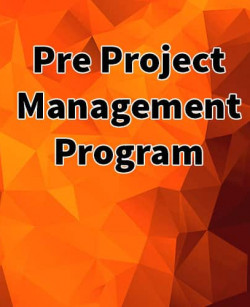 Pre Project Management Program